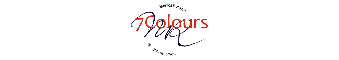 7Colours Project – Monica Rotgans